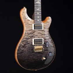 PRS Custom 22 10 Top MMG Exclusive Gray Black Fade 7772