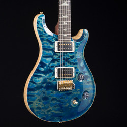 PRS Custom 22 10 Top Rosewood Neck Wood Library River Blue 7770