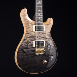 PRS Custom 22 10 Top MMG Exclusive Gray Black Fade 7977