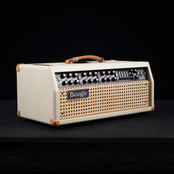 Mesa/Boogie Mark V Head Cream Bronco/Wicker Front 3716