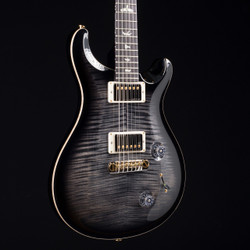 PRS Custom 22 10 Top Charcoal Burst 6970