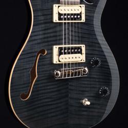 PRS SE Custom 22 Semi-Hollow Gray Black 5134