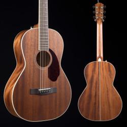 Fender PM-2 Parlor NE All-Mahogany Natural 0615
