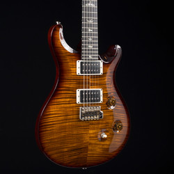 PRS Custom 24 Artist Black Gold Burst 1288 NOS