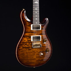PRS Custom 24 10 Top MMG Exclusive Black Gold Burst 1339 NOS