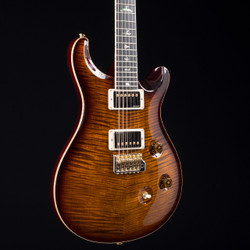 PRS Custom 24 58/15 Limited Edition Artist Black Gold Burst 1376