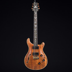 PRS Private Stock P24 Trem Semi-Hollow Natural 7018