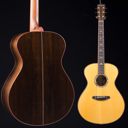 Breedlove Exotic Milagro Brazilian Rosewood Amazon Concerto 1431