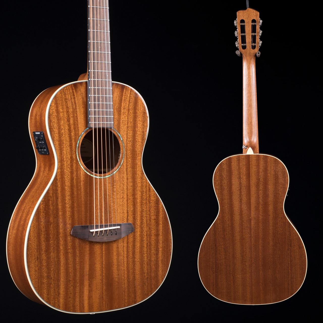 BreedlovePursuit Parlor MH Guitar
