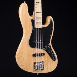 Fender Deluxe Active Jazz Bass Natural 2596