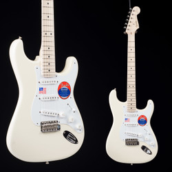 Fender Eric Clapton Stratocaster Olympic White 0019
