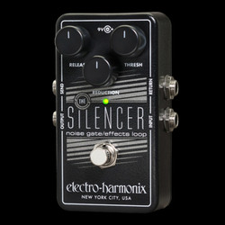 Electo-Harmonix Silencer Noise Gate/Effects Pedal