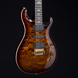 PRS 509 10 Top MMG Exclusive Black Gold Burst Natural Binding 8383