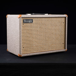 Mesa/Boogie 112 Widebody Closed Back Compact Cabinet Fawn Slub Bronco Wicker Grille 6325