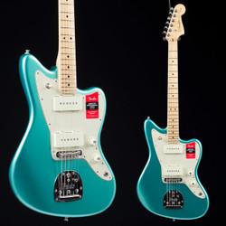 Fender American Professional Jazzmaster Mystic Seafoam 2651