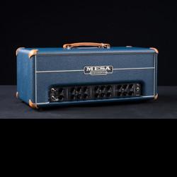 Mesa/Boogie TC-50 Triple Crown Head Custom Blue Bronco 0752