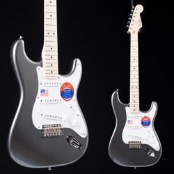 Fender Eric Clapton Stratocaster Pewter Gray 6661