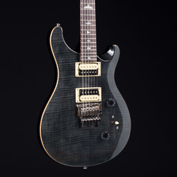 "PRS SE ""Floyd"" Custom 24 Gray Black 4746"