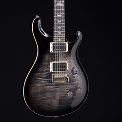 PRS Custom 24 Charcoal Teardrop Burst 8798