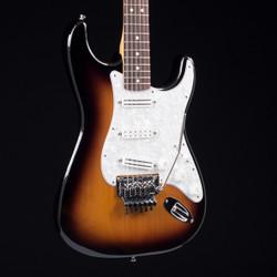 Fender Dave Murray Stratocaster HHH Two Tone Sunburst 2417