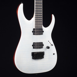 Ibanez RGAIX6FM Iron Label White Frosted Flat 4248