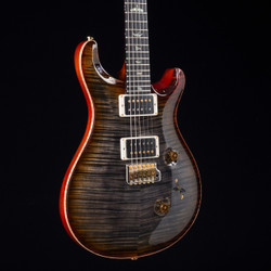 PRS Custom 24 Artist Burnt Maple Leaf 9939