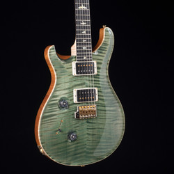 PRS Custom 24 MMG Exclusive Lefty Trampas Green 0163