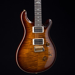 PRS Custom 24 Artist Black Gold Burst With Natural Binding 1178