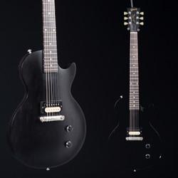 Gibson 2016 Les Paul CM Satin Ebony 6442 NOS