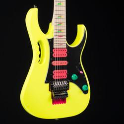 Ibanez JEM777 Steve Vai Signature 30th Anniversary Desert Sun Yellow 2923