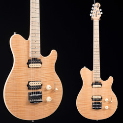 Ernie Ball Music Man Axis Super Sport Natural Flame 8388