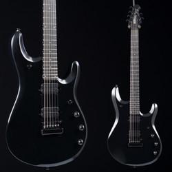 Ernie Ball Music Man John Petrucci 6 Signature Model Stealth Black 5588