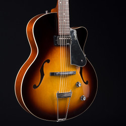 Godin 5th Avenue Composer GT With Gig Bag Sunburst GT 0273