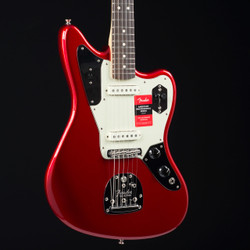 Fender American Professional Jaguar Candy Apple Red 2882