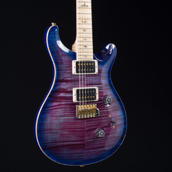 PRS Custom 24 Artist MMG Exclusive Violet Blue Burst 3695