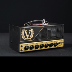 Victory Sheriff 22 Head Black 1017