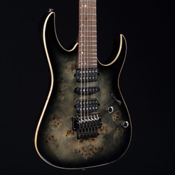 Ibanez RG1070PBZ Charcoal Black Burst 9598