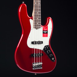 Fender American Professional Jazz Bass Candy Apple Red 2265