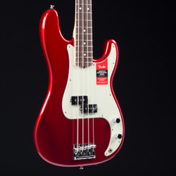 Fender American Professional Precision Bass Candy Apple Red 3255