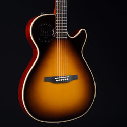 Godin Multiac Steel Duet Ambiance Sunburst With Gig Bag 2106