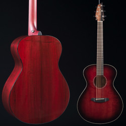 Breedlove Oregon Concert Manzanita Manzanita Red Burst 0479
