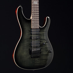 Ibanez KIKO10BP Transparent Gray Burst 3479