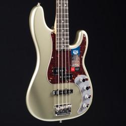Fender American Elite Precision Bass Champagne 5112