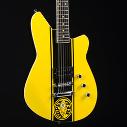 Reverend Super Rev '69 Yellow 9220