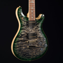 PRS McCarty 594 Artist MMG Exclusive Charcoal Jade Burst 4491