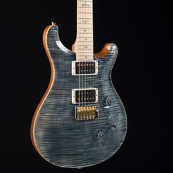 PRS Custom 24 Artist Wood Library Faded Whale Blue 4401