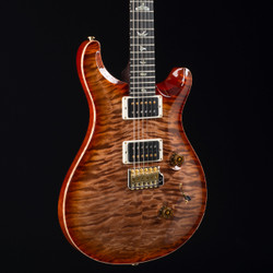 PRS Custom 24 Rosewood Neck Wood Library 10 Top Autumn Sky 4722