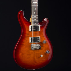 PRS CE 24 Dark Cherry Wrap Burst 2218