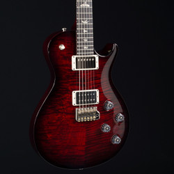 PRS Tremonti Fire Red Smokewrap Burst 2363