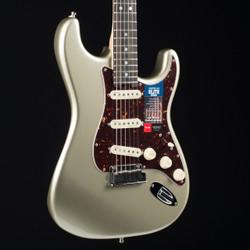 Fender American Elite Stratocaster Streaked Ebony 8665